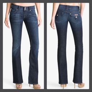25x34 Hudson Signature Boot Jeans *LONG*